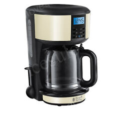 Russell Hobbs 20683 Electric 10 Cup Legacy Filter Coffee Maker Machine New