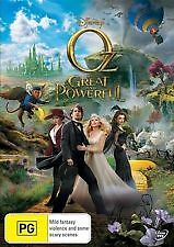 OZ THE GREAT AND POWERFUL - BRAND NEW & SEALED R4 DVD (JAMES FRANCO, MILA KUNIS)