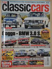 Classic Cars 02 / 17 -- u.a. BMW 3.0 S -- Ford 20 M RS -- Opel Rekord Sprint