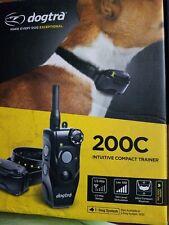 Dogtra 200C Waterproof Operation Remote Training Dog E-Collar