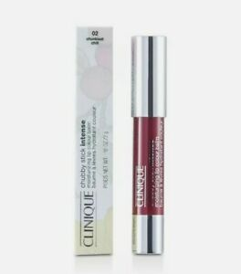 Clinique Chubby Stick Intense Moisturizing Lip Colour Balm CHUNKIEST CHILI NIB
