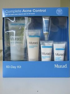 Murad Complete Acne Control 60-Day KİT