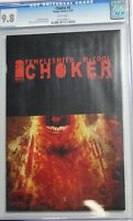 Choker #2 Image Comics 1st Print CGC 9.8