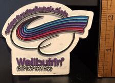 Welbutrin Drug Rep Pharmaceutical Magnet
