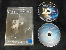 "USED DVD Movies ""Ghost Of The Abyss ""   (G)"