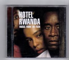 (IR340) Hotel Rwanda, Soundtrack - 2005 CD