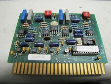 MARATHON MONITORS MMI UNIPRO CIRCUIT BOARD PLC CARD 810072-02 81007202