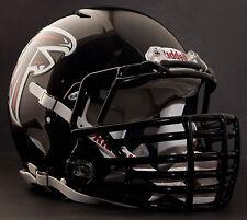ATLANTA FALCONS NFL Riddell SPEED Football Helmet with BIG GRILL S2BDC-HT-LW