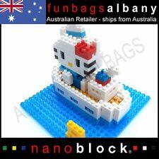 Nanoblock Hello Kitty Marine Cruise Nano Block micro building blocks NBH 057