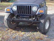 Jeep CJ YJ TJ Front Custom Bumper