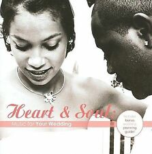~COVER ART MISSING~ Various Artists CD Heart & Soul: Music for Your Wedding