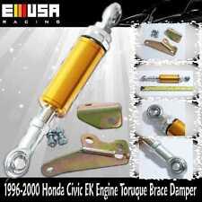 Honda Civic 1996-2000 2D 4D Engine Damper Kits 1.6 VTEC DOHC Engine Only GOLD