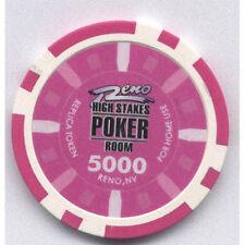 Fiches WSOP Replica Valore 5000 blister 25 pz.