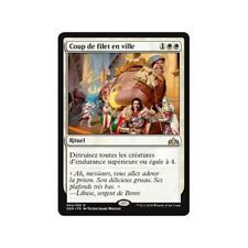 Coup de filet en ville Les guildes de Ravnica n°4  (Français) NM MTG Magic