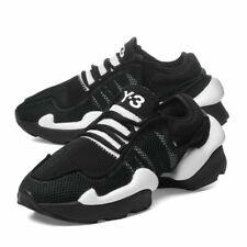 Adidas Y-3 Ren Black Sneakers (F99797) Y3 Yohji Yamamoto Shoes Trainers Runners
