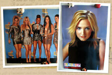 Ashlee Simpson / The Pussycat Dolls two-sided magazine poster A3