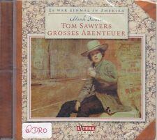 Tom sawyer Grande Aventure + CD + Livre audio après Mark twain + passionnante chapitre