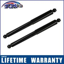 NEW REAR PAIR OF SHOCKS & STRUTS FOR 99-04 CHEVROLET SILVERADO 2500, WARRANTY