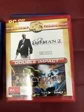 Hitman 2: Silent Assassin + Legacy of Kain : Defiance PC