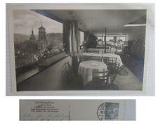 cafe mittnachtsblau 1934 innenansicht und rundblick über stuttgart