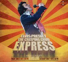 Elvis PresIey - The Creeping Crud Express - Digi Pk 2x CD  New & Sealed