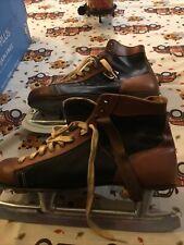 New listing J.H. Higgins Vintage Ice Skates Sears Roebuck Winslow Blades!