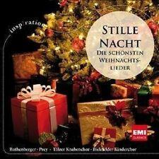 """ROTHENBERGER/PREY """"STILLE NACHT-WEIHNACHTSLIEDER""""CD NEU"""