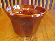 Nice Williams Sonoma Brown Stoneware Monkey Bread Mold