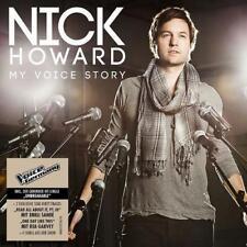CD Album My Voice Story Single + Star-Duett-Tracks von Nick Howard NEUWARE
