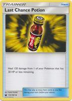 4x Pokemon TCG Celestial Storm Last Chance Potion 135/168 Uncommon Trainer Card