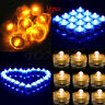 36pc New Waterproof Underwater Romantic Evening Party Battery Sub LED Tea Lights