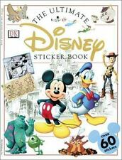 Disney: Ultimate Sticker Book (ultimate Sticker Books): By DK Publishing