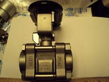 Swagelok Whitey SS-65TSW16P-BK-JK-W20 Ball Valve,  weld socket in-out