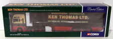 Corgi 1/50 Scale Diecast CC13403 - MAN TGA Curtainside - Ken Thomas Ltd