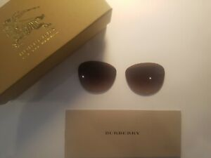 Authentic Replacement Lens for BURBERRY - BE 4216 - Gradient Brown - Size 57