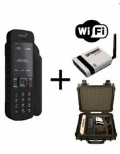 Inmarsat IsatPhone 2 Satellite Phone WIFI-to-Go Package Solar and Data