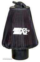 E-2435DK K&N Air Filter Wrap DRYCHARGER; E-2435, BLACK (KN Accessories)