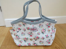 Cath Kidston Ivory Floral Print Handbag *LAST ONE* VERY PRETTY!! *SUMMER*