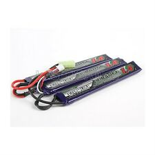 BATTERIA LI-PO SOFTAIR NANO-TECH 11,1V 1400 MAH 15/20C - TURNIGY