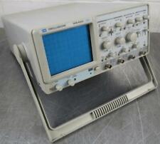 GW Instek GOS-622G Osclloscope 20 MHz 2 Channel
