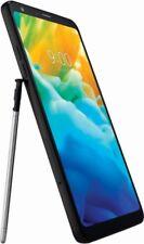 """LG - Stylo 4 LG Q710 32GB Memory Factory Unlocked smart phone 6.2"""" FHD Black"""