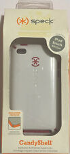 Speck CandyShell Case -Redberry White for iPod Touch 4G SPK-A0646 NOS