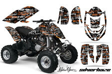 CanAm Bombardier DS650 AMR Racing Graphic Kit Wrap Quad Decal ATV All SSH ONG BK