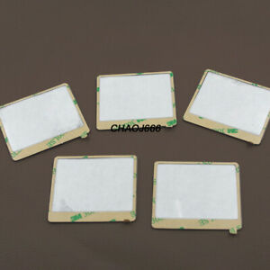 5pcs Fascia Front Cover Housing Clear Lens Window for iPod 6th 7th Classic
