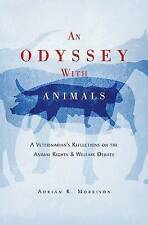 An Odyssey with Animals: A Veterinarian's Reflections on the Animal Rights & We