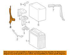 TOYOTA OEM 12-16 Prius C 1.5L-L4 Battery-Mount Bracket 7440152010