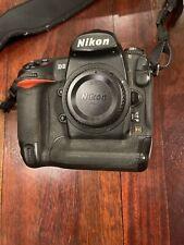 Nikon D3 12.1 MP Digital SLR Camera - Black (Body Only) (Not D3x)
