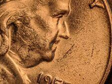 """BUG'S BUNNY"" 1955 FS-401 Franklin Silver Half Dollar Extremely RARE"