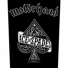 "MOTORHEAD - ""ACE OF SPADES"" - LARGE SIZE - SEW ON BACK PATCH - U.K. BASED SELLER"