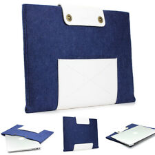 Urcover® laptop bag tablet protective sleeve Sleeve Case Cover extra pocket
